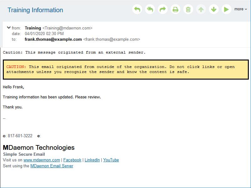 MDaemon-Webmail_External-Message