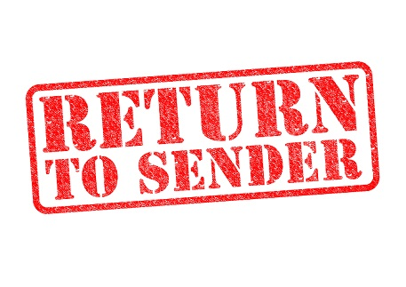 "Image ""Return to Sender"""