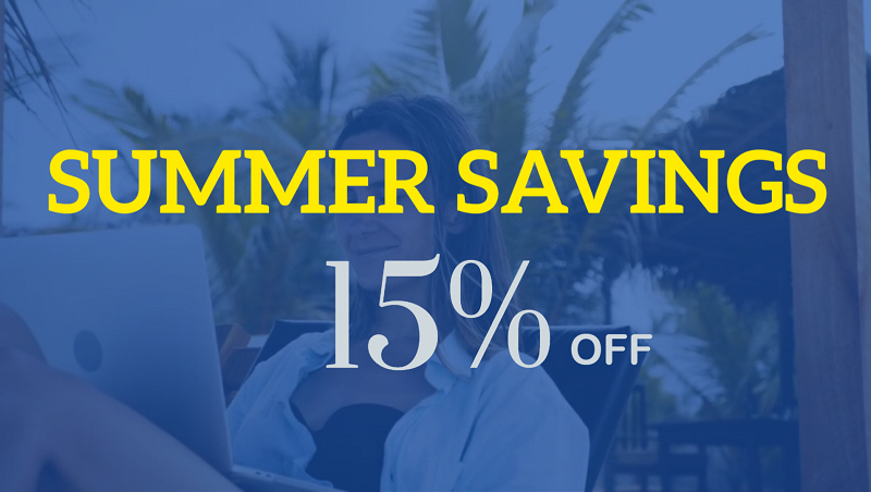 15% discount during August, 2019 for MDaemon Email Server and Security Gateway for Email Servers