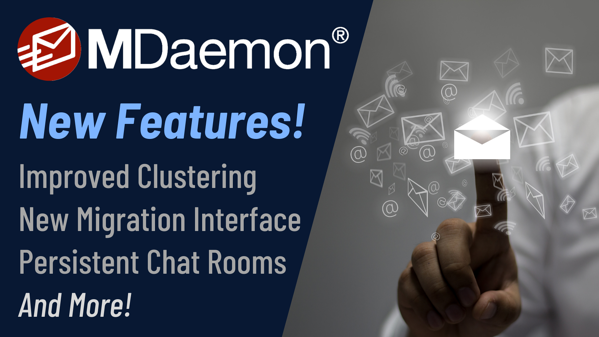 MDaemon New Features