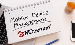 configure mobile device security